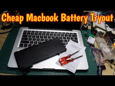 Macbook Pro Battery Replacement - Cheap Price - How Did It Go?