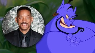 Will Smith In Talks To Play Genie In Aladdin Live-Action Film