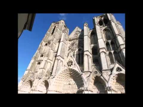 Bourges France - Walking Around