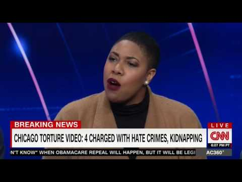 Democratic CNN Contributor Backtracks and Admits Chicago Torture Attack Was A Hate Crime