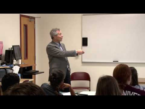 Photosynthesis and Solar Energy Conversion - Dr Gary Brudvig