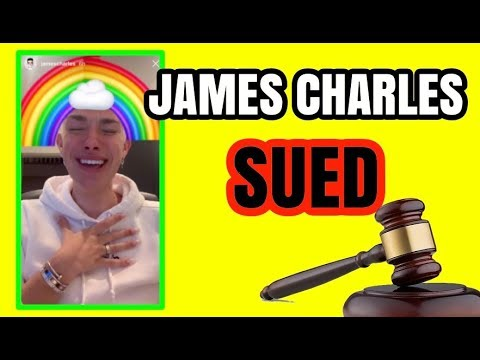 JAMES CHARLES SUED thumbnail