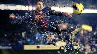 QF FC barcelona great commercial lionel messi HD