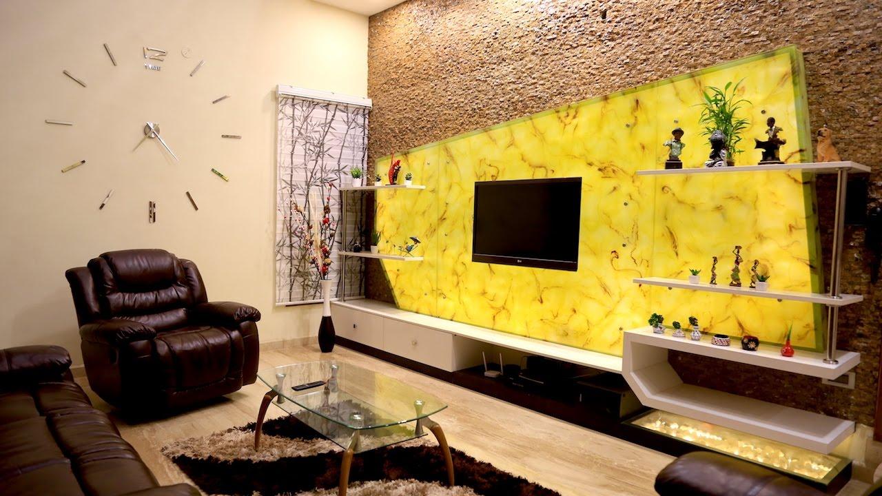 Mr deepak 39 s bungalow interior design trailer bangalore youtube for Bungalow interior design photos