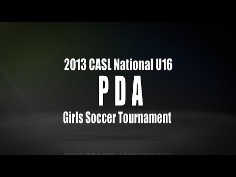Sports Videography Services | Team Highlight Reel | PDA Spurs U16 Girls Soccer