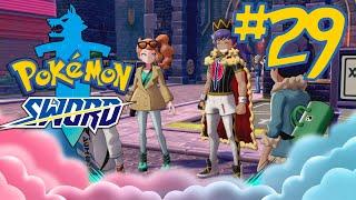 Pokémon Espada - Cap. 29 - Estamos listos para Roy