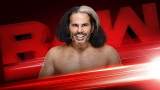 """Woken"" Matt Hardy to be in action tonight: Exclusive, Jan. 8, 2018"