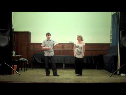 Rumba Master Class with Dawn and Lee  - Spring Fever 2012 Week 1