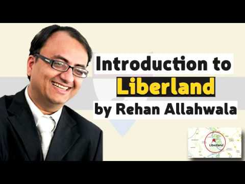 Introduction To Liberland  By Rehan Allahwala | Urdu/ English