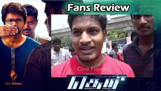 """Fans Requests to Vijay !!! "" THERI MOVIE - Theri Review - Vijay Samantha Amy Atlee - THERI REVIEW"
