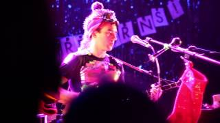 Sufjan Stevens - All The Trees Of The Field Will Clap Their Hands live Bowery Ballroom 12/21/12