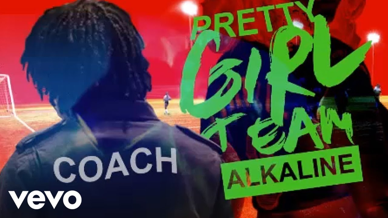 Alkaline - Pretty Girl Team (Official Audio)