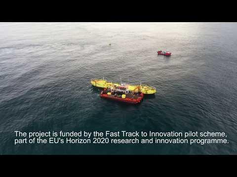 Magallanes Renovables install ATIR tidal turbine at EMEC