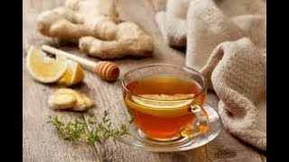 Ginger Tea Recipe for Increasing Appetite | Weight Gain Tips