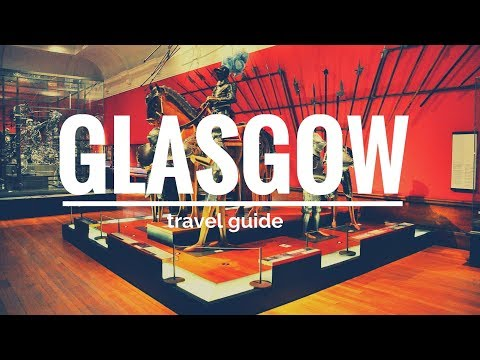 GLASGOW Travel Guide | 5 best places to visit in glasgow scotland !!