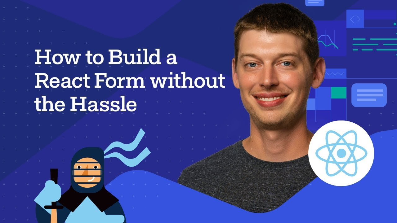 How to Build a React Form without the Hassle – KendoReact Library Demo