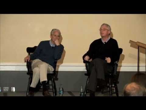 Morals Without God?  Frans de Waal and Jeff Schloss discuss at Emory University