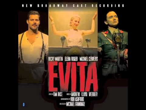 Another Suitcase Another Hall is listed (or ranked) 6 on the list Every Song in Evita, Ranked by Singability