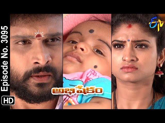 Abhishekam | 17th December 2018 | Full Episode No 3095 | ETV Telugu