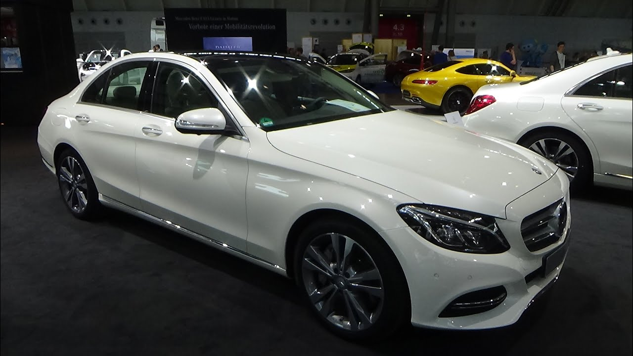 2015 mercedes benz c 350e exterior and interior i for Mercedes benz 350e