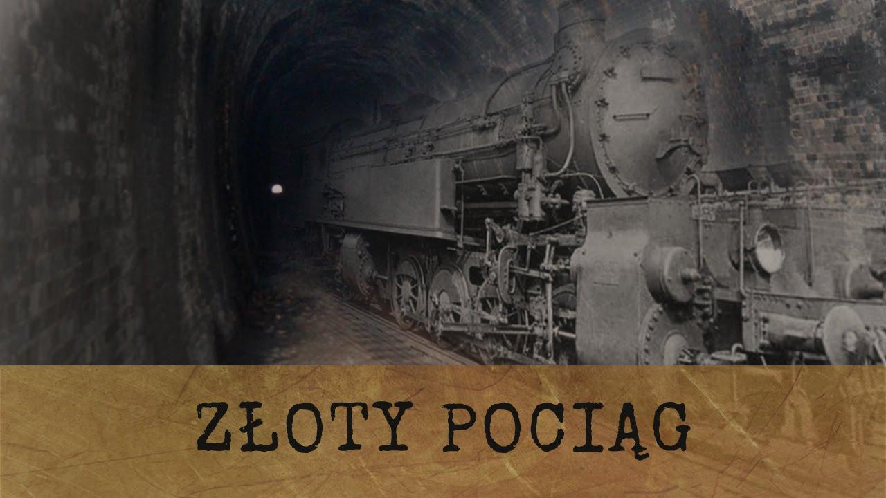 Złoty Pociąg w Wałbrzychu – Legendy i fakty