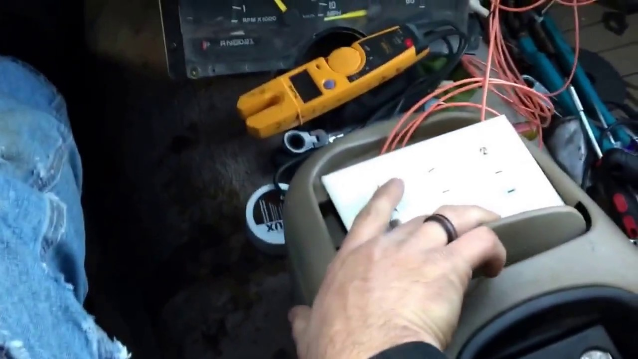 Bypassing 4l80e Shift Solenoids And Tcc