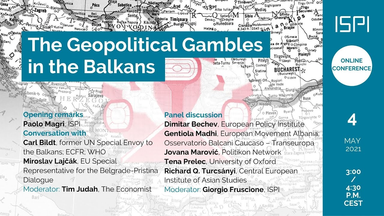 The Geopolitical Gambles in the Balkans