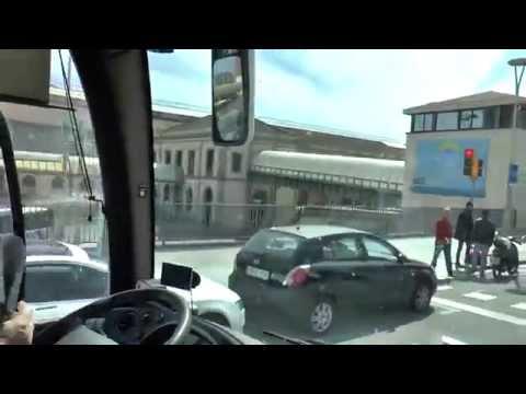 Starshipper, retour de croisière Barcelone - Lyon