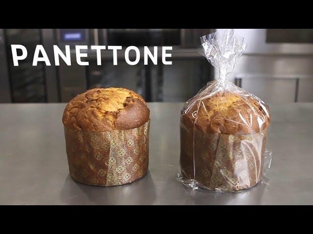 Receta Panettone Pur Beurre