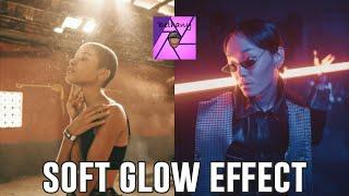Soft Glow Effect - Affinity Photo iPad Tutorial screenshot 3
