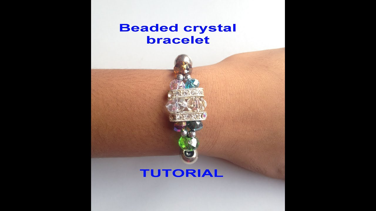 Bracelet tutorial string