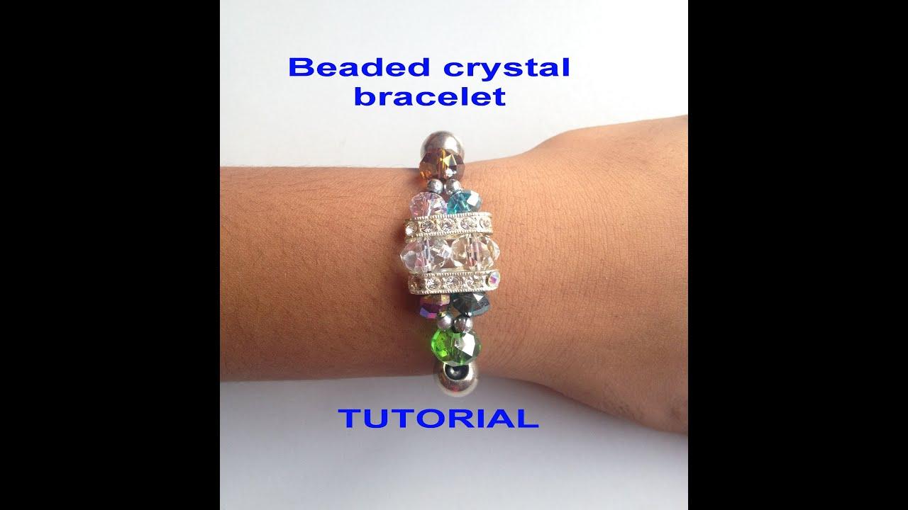Bracelet tutorial string