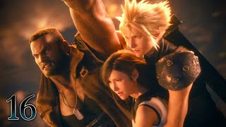 FALLING SKY - Let's Play - Final Fantasy VII Remake - 16 - Walkthrough and Playthrough