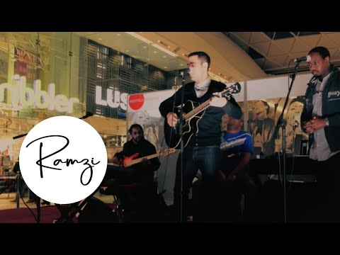Ramzi - Love Is Blind (Performed live at Westfield London 22/02/14)
