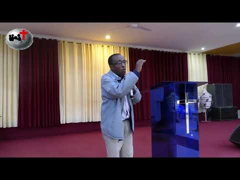 Pastor Muhoza Zachée: Ubwenge bw&39;Imana