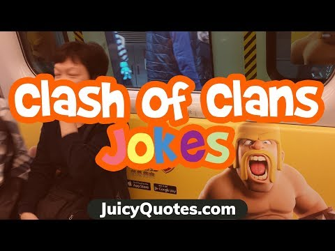 Clash of Clans Jokes and Puns - Funny CoC Jokes