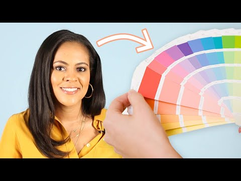 How To Pick The Perfect Paint Color From An Interior Designer