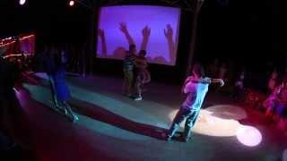 Swinglandia Crimea 2013 - Speed Dating JnJ Winners' dance