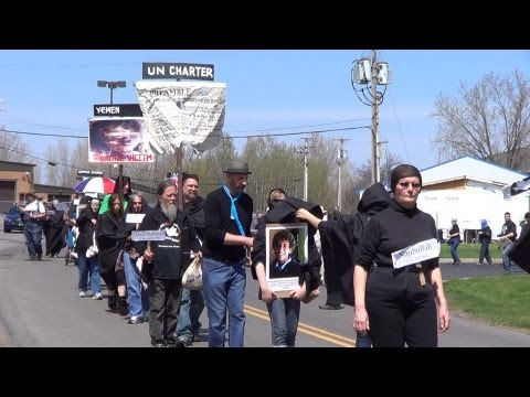 Rally to Ground the Drones and End the Wars