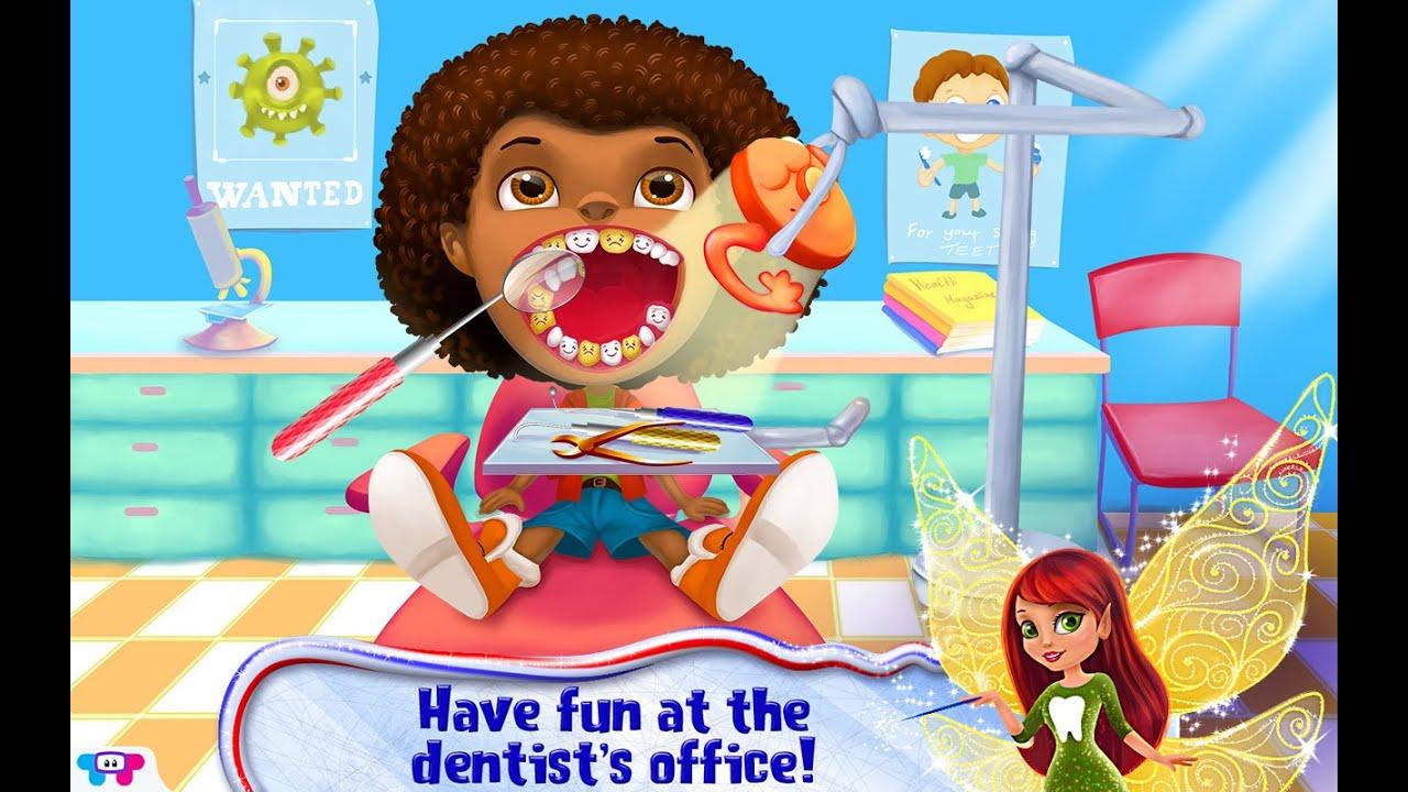 Happy Teeth Healthy Kids Tooth Brushing Fun