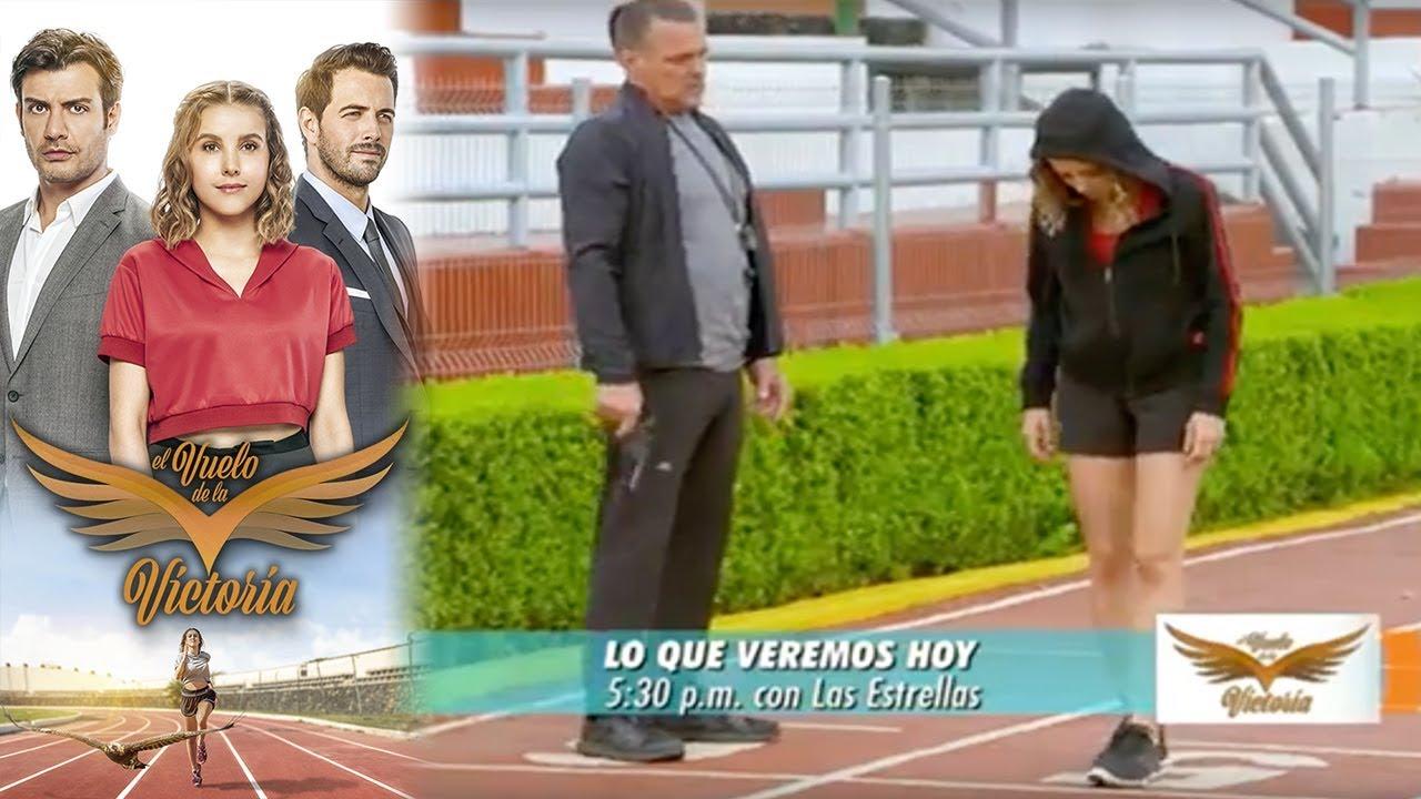 El vuelo de la Victoria | Avance 30 de agosto | Hoy - Televisa #1