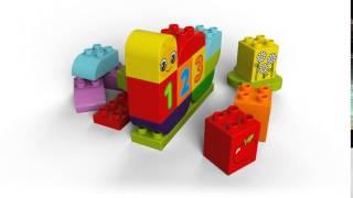 LEGO® DUPLO® - мій перший метелик(Дітям сподобається конструювати й творити з набором LEGO® DUPLO® «Моя перша гусінь». Яскраві кубики LEGO® DUPLO®..., 2016-04-07T07:25:39.000Z)