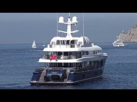 Yacht Sycara V, 68m