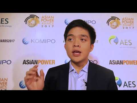 Solar Philippines at the Asian Power Awards 2017