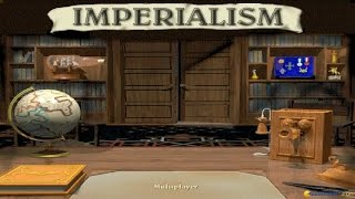 Imperialism gameplay (PC Game, 1997)
