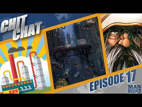 Chit Chat - Episode 17 - Cult of the New & Fantastic Games of the Past