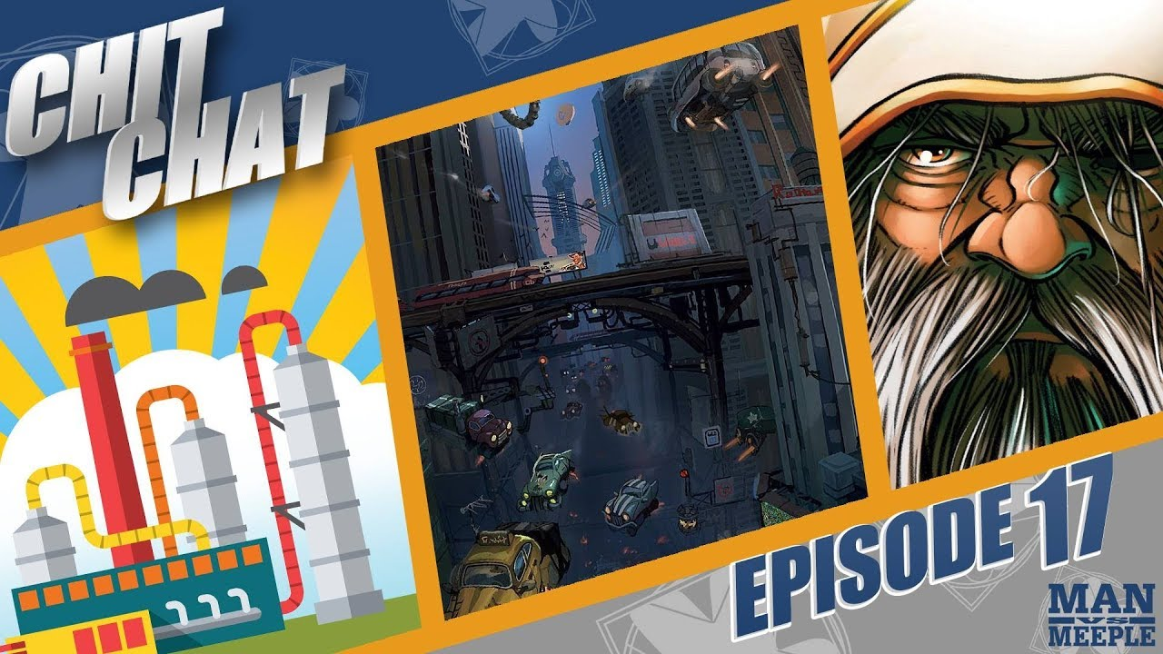 Chit Chat - Episode 17 - Cult of the New & Fantastic Games ...