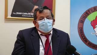 Contribuimos con fortalecer la respuesta rápida ante la emergencia sanitaria en Áncash