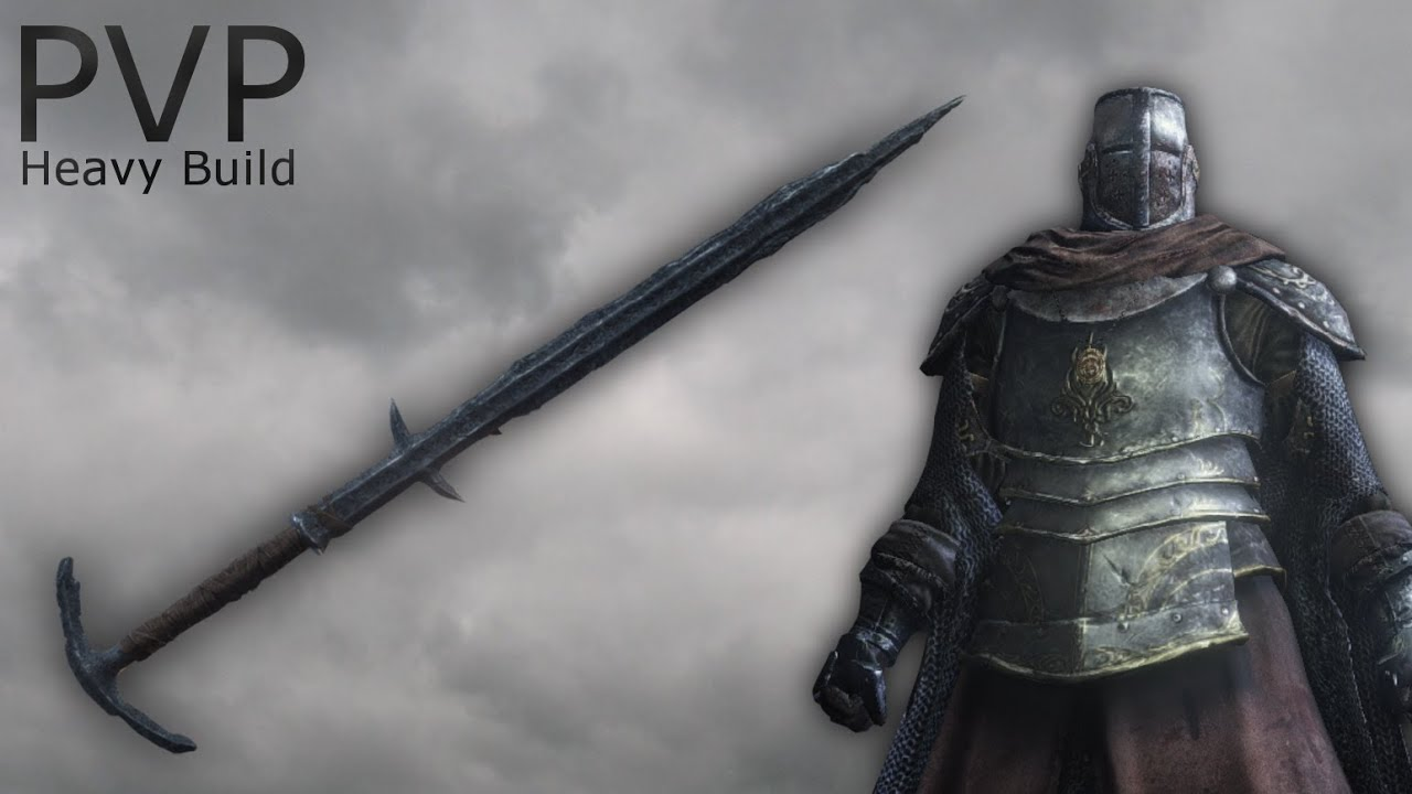 Dark Souls  Greatsword Pvp Build