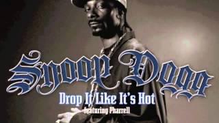Snoop Dogg feat. Pharrell - Drop It Like Its Hot (Tez Cadey Remix)